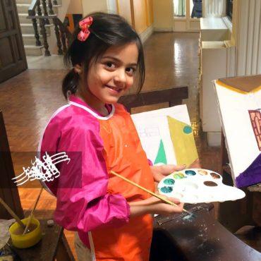 نقاشی کودک کد 2 - آیسا آزیدهاک