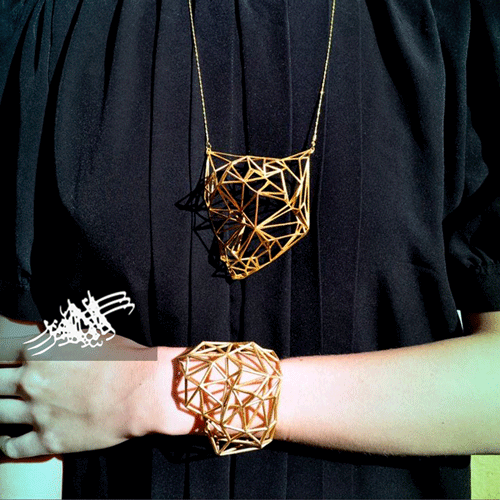 طراحی طلا و جواهر کد5