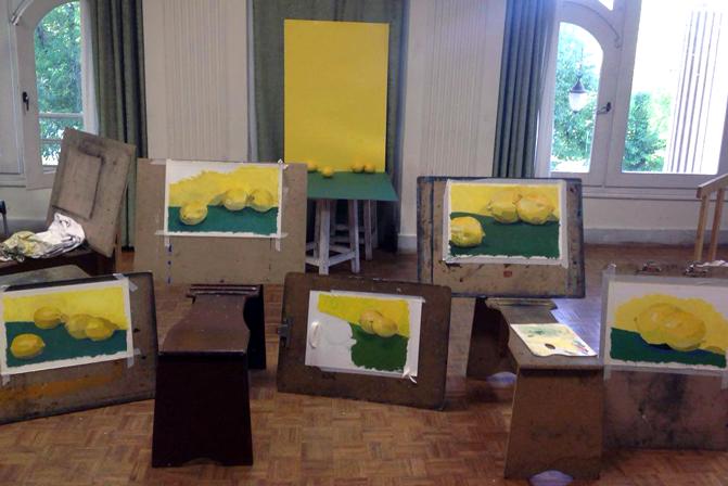 کارگاه نقاشی2
