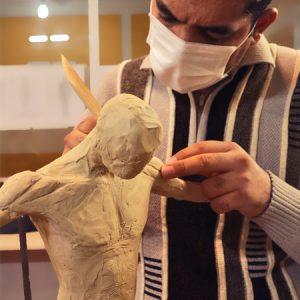 مجسمهسازی فیگور