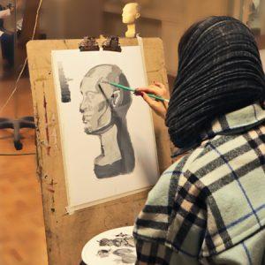 نقاشی آکادمیک