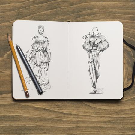 طراحی اندام ویژهی طراحان لباس